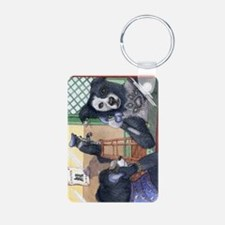 Bad dog! Border Collies in Keychains