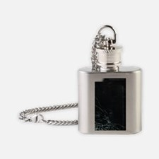 icrack Flask Necklace