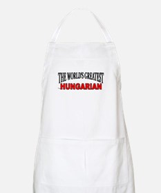 """The World's Greatest Hungarian"" BBQ Apron"