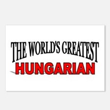 """""""The World's Greatest Hungarian"""" Postcards (Packag"""
