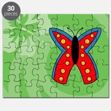 Butterfly Travel Valet Puzzle
