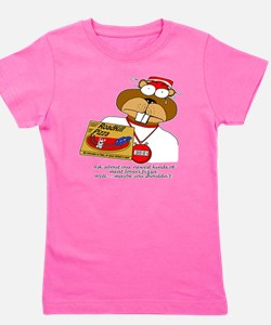 RoadKill Pizza Girl's Tee