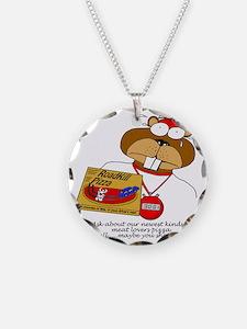 RoadKill Pizza Necklace
