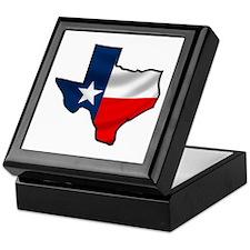 Texas Keepsake Box