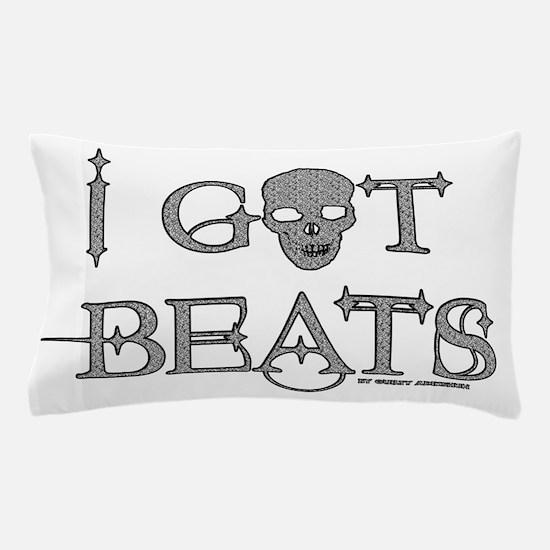 Producer/Beatmaker clothing Pillow Case