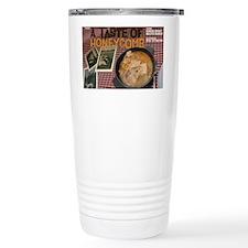 A Taste Of Honeycomb Stainless Steel Travel Mug