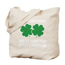 luckyCharmssTouch1B Tote Bag