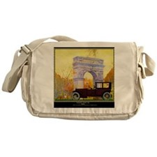 6 JUNE PHIANNA TOWN CAR Messenger Bag