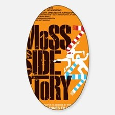 Moss Side Story Decal