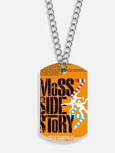 Moss Side Story Dog Tags
