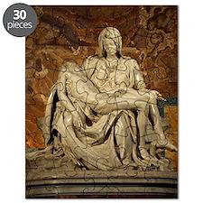 Michelangelos Pieta Puzzle