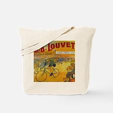 Vintage Tour de France Poster Tote Bag
