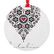 Love Catalina Ornament