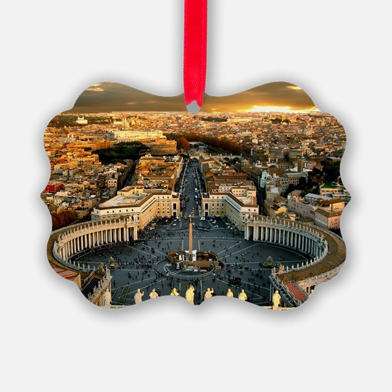 St Peters Square Ornament