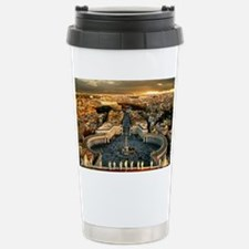 St Peters Square Stainless Steel Travel Mug
