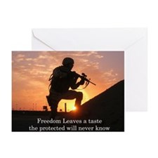Freedom Greeting Cards (Pk of 10)