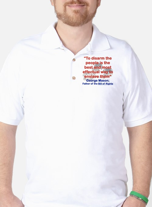 TO DISARM THE PEOPLE IS THE BEST AND MO T-Shirt