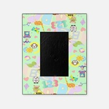 abc 123 area rug Picture Frame