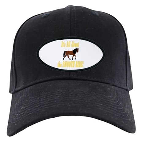 G Horse About the SMOOTH RIDE Black Cap