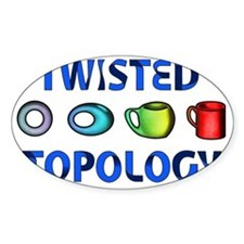 Twisted Topology Decal