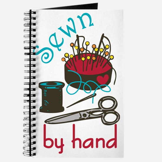Sewn By Hand Journal