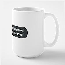Diaper Destroyer (Achievement) Mug