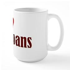 I Heart Rush Loans Mug