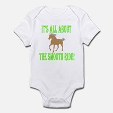 MH About the SMOOTH Ride! Infant Bodysuit