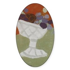 Still Life With Purple Grapes Decal