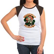 magic-del-F-DKT Women's Cap Sleeve T-Shirt