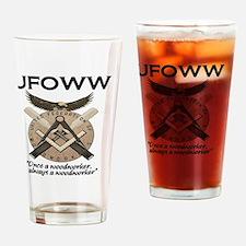 UFOWW Gear Drinking Glass