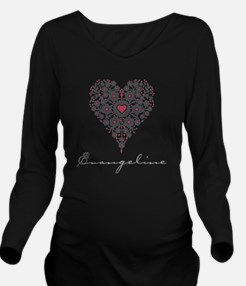 Love Evangeline Long Sleeve Maternity T-Shirt
