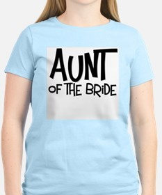 Hipster Aunt of Bride: Coal T-Shirt