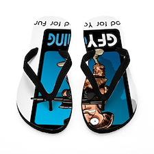 GFY Good For You Gaming Flip Flops