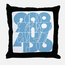 wt-pull_cnumber Throw Pillow