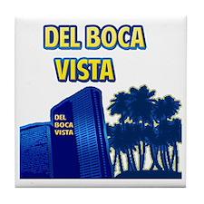 Del Boca Vista Tile Coaster