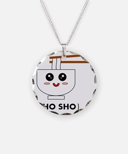 Pho Sho T-Shirt Necklace