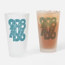 nvy-pull_cnumber Drinking Glass