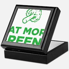 Eat More Greens Keepsake Box
