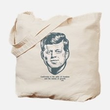 JFK -Conformity Tote Bag
