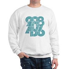 nvy-ss_cnumber Sweatshirt