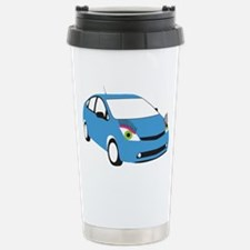 Franny PNG Stainless Steel Travel Mug