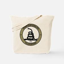 Defend the Second Amendment Tote Bag