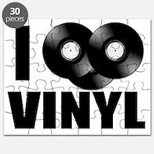 I Love Vinyl Puzzle