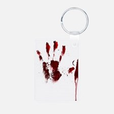 The Red Hand Keychains