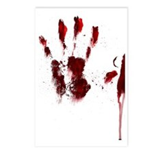 The Red Hand Postcards (Package of 8)