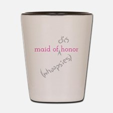 Maid of (Dis)honor Whoopsies Shot Glass