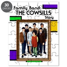 Cowsills Poster Puzzle