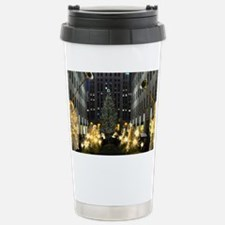 NY Holiday 23X18 Travel Mug