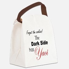The Dark Side Has Yaoi Canvas Lunch Bag